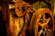 Locomotive Steam Boiler